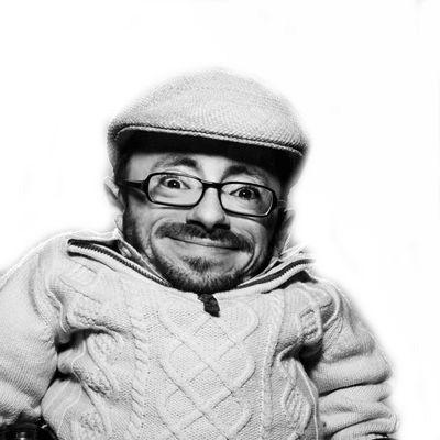 Raul Krauthausen Headshot