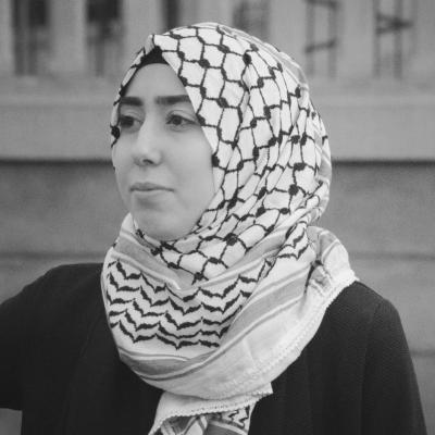 رزان سليمان زمزم  Headshot