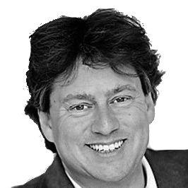 Prof. Reiner Eichenberger Headshot