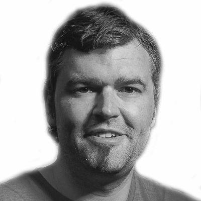 René Kaufmann Headshot