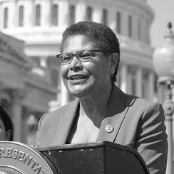Rep. Karen Bass Headshot