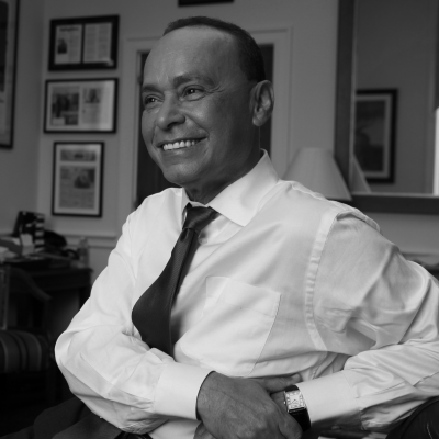 Rep. Luis Gutierrez Headshot