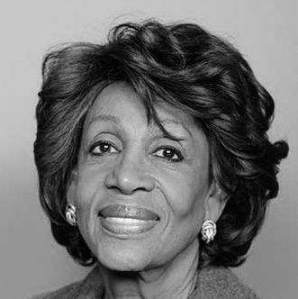Rep. Maxine Waters Headshot