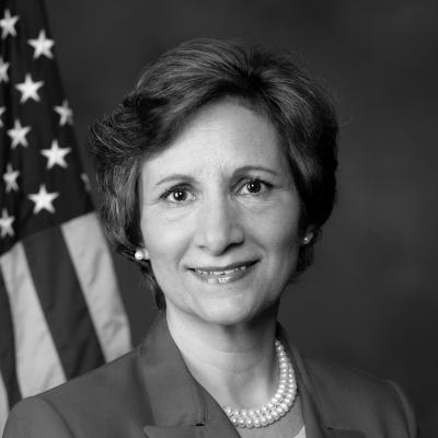 Rep. Suzanne Bonamici Headshot