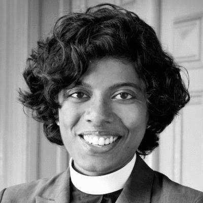 Rev. Winnie Varghese Headshot