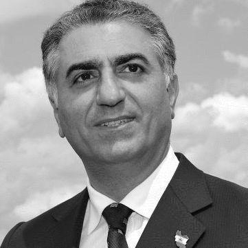 Reza Pahlavi Headshot