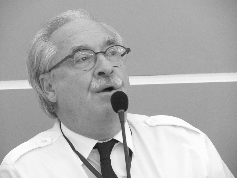 Richard Labévière Headshot