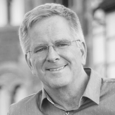 Rick Steves Headshot