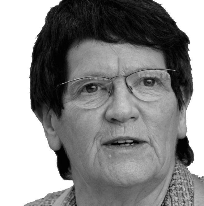 Prof. Dr. Rita Süssmuth Headshot