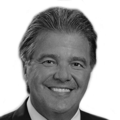 Robert L. Caret Headshot