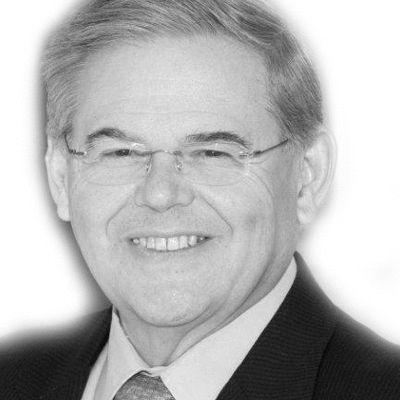 Sen. Robert Menendez Headshot