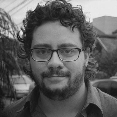 Rodolfo Viana Headshot