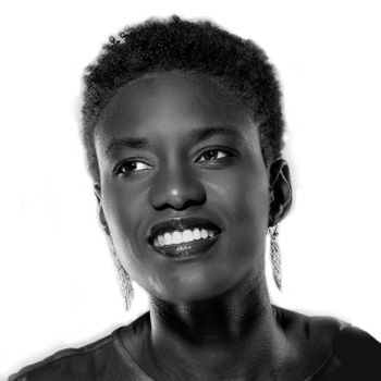 Rokhaya Diallo Headshot