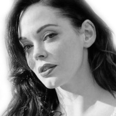 Rose McGowan Headshot