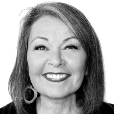 Roseanne Barr Headshot