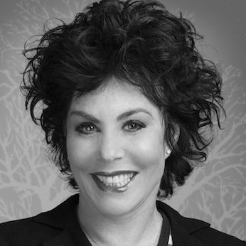 Ruby Wax Headshot