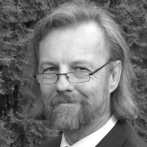 Prof. Dr. Rupert Hasenzagl Headshot