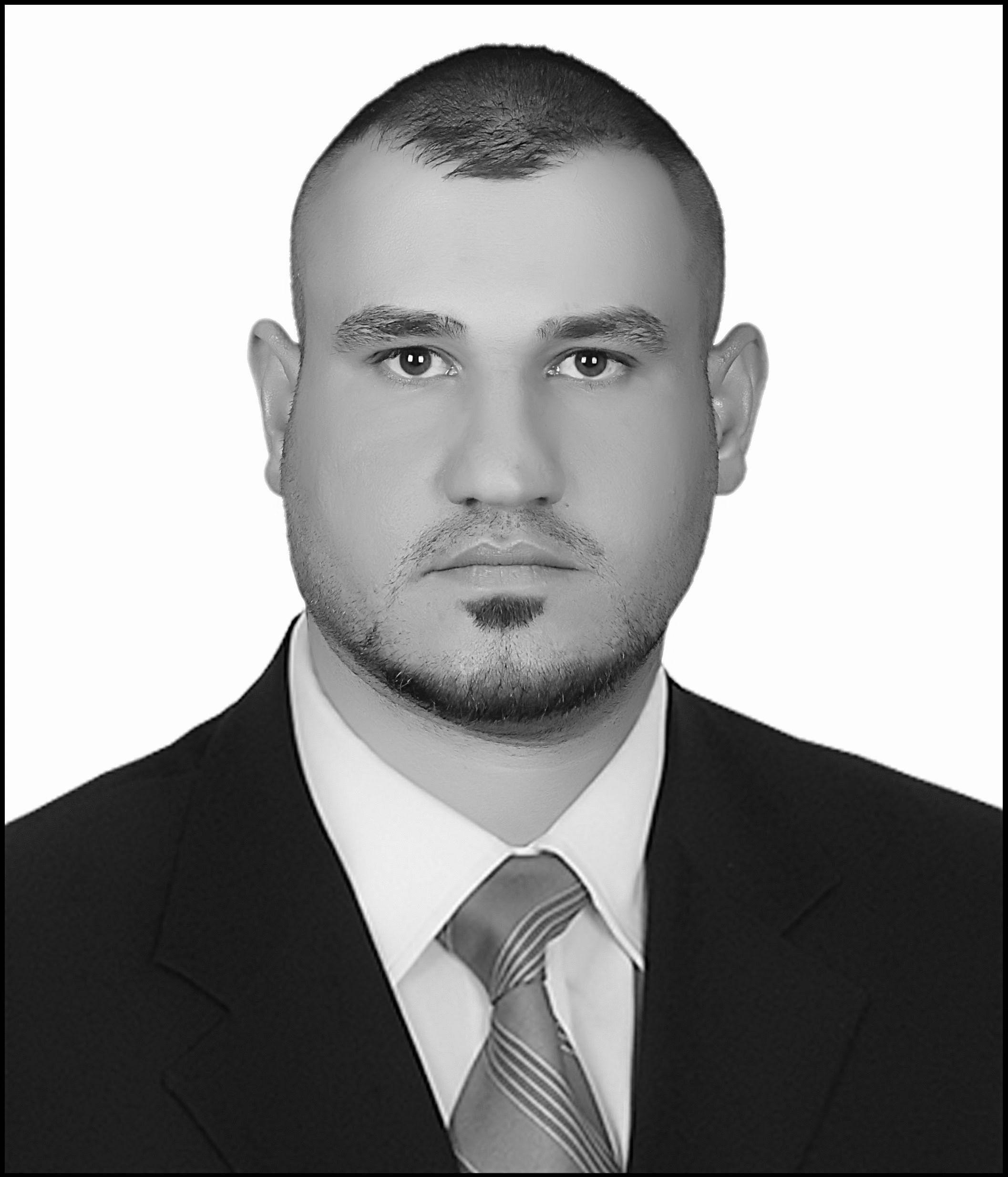 سعد السلطاني Headshot