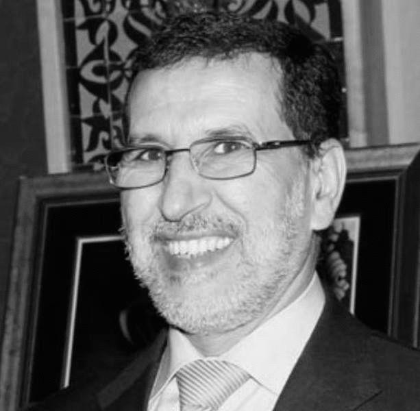 سعد الدين العثماني Headshot