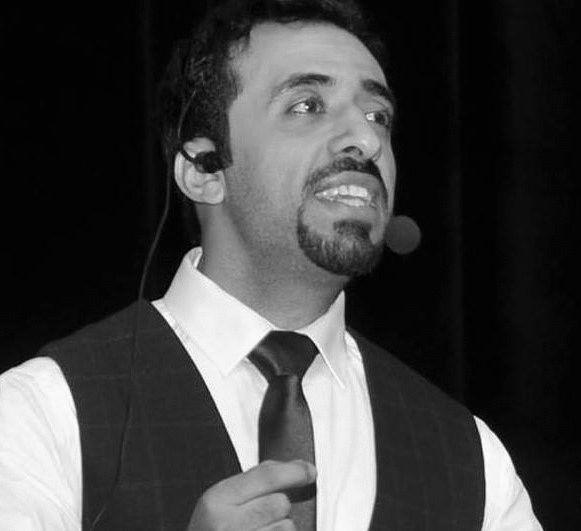 سعد صبار Headshot