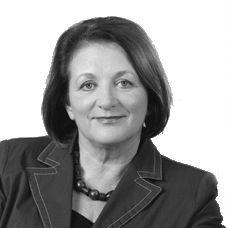 Sabine Leutheusser-Schnarrenberger Headshot