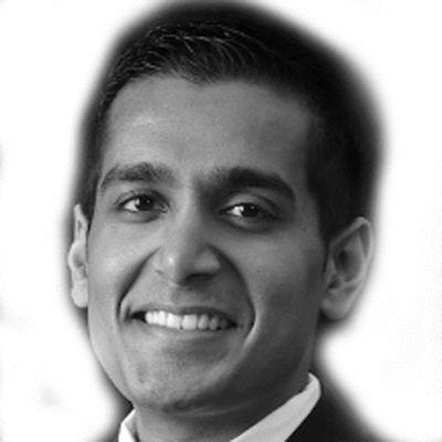 Sachin H. Jain, M.D. Headshot