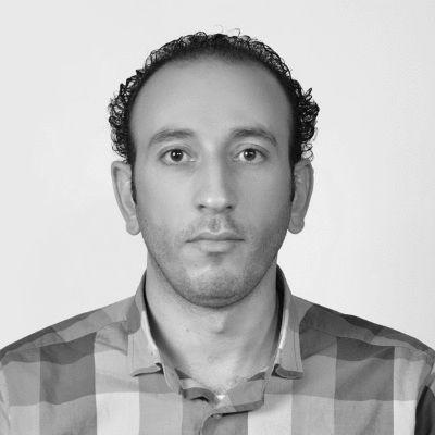 سعيد أبو معلا  Headshot