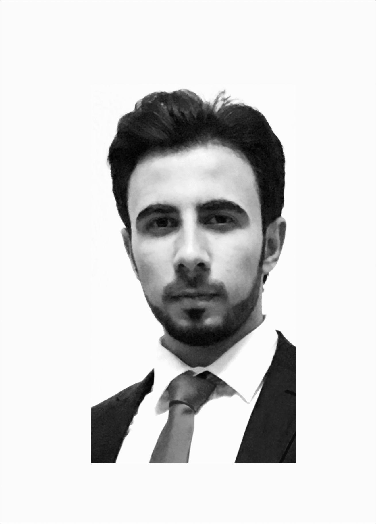 سيف الدين صالح الريالات Headshot