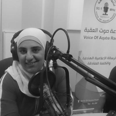 ساجدة اشريم  Headshot