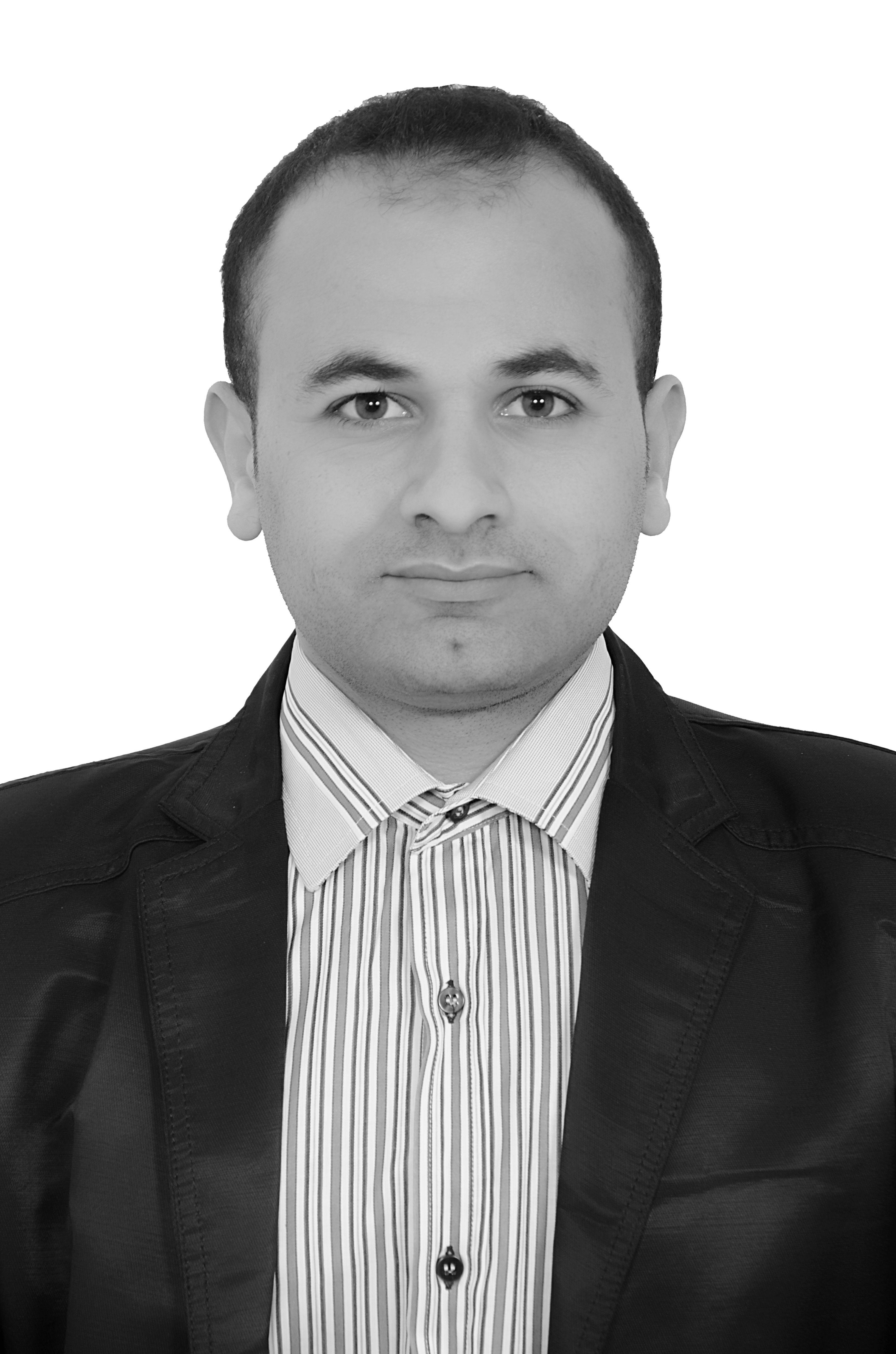 صالح أبو ناصر Headshot
