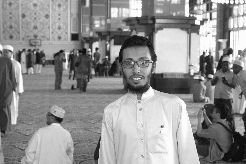 سالم محمد بن مبارك Headshot