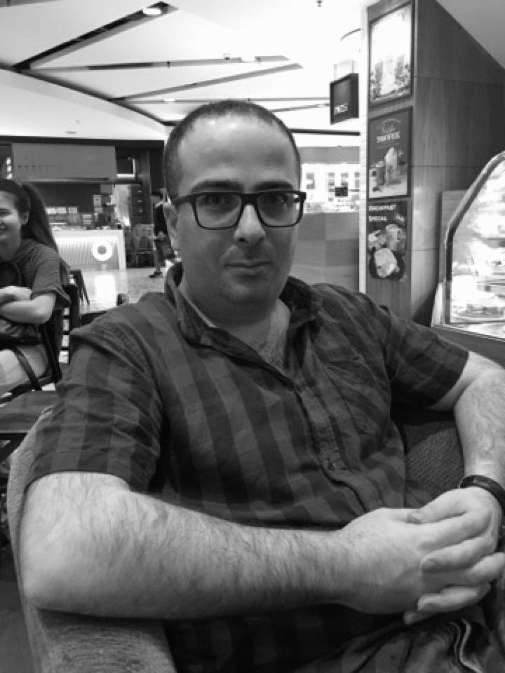 سامر ياسر  Headshot