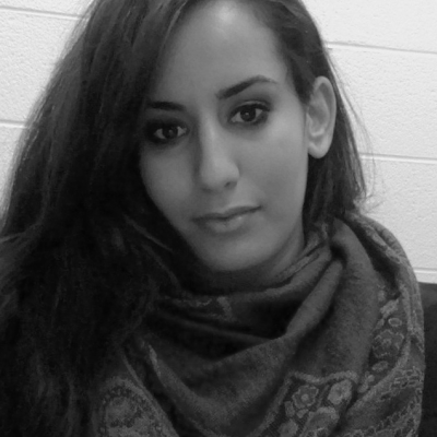 Samia Errazzouki Headshot