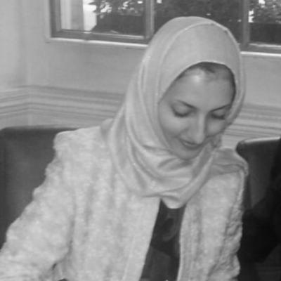 سامية الشولي Headshot