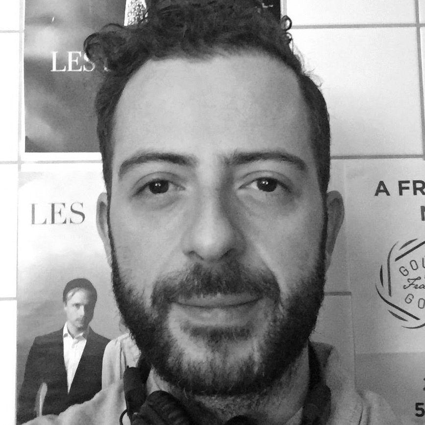 Sammy Ghannouchi Headshot
