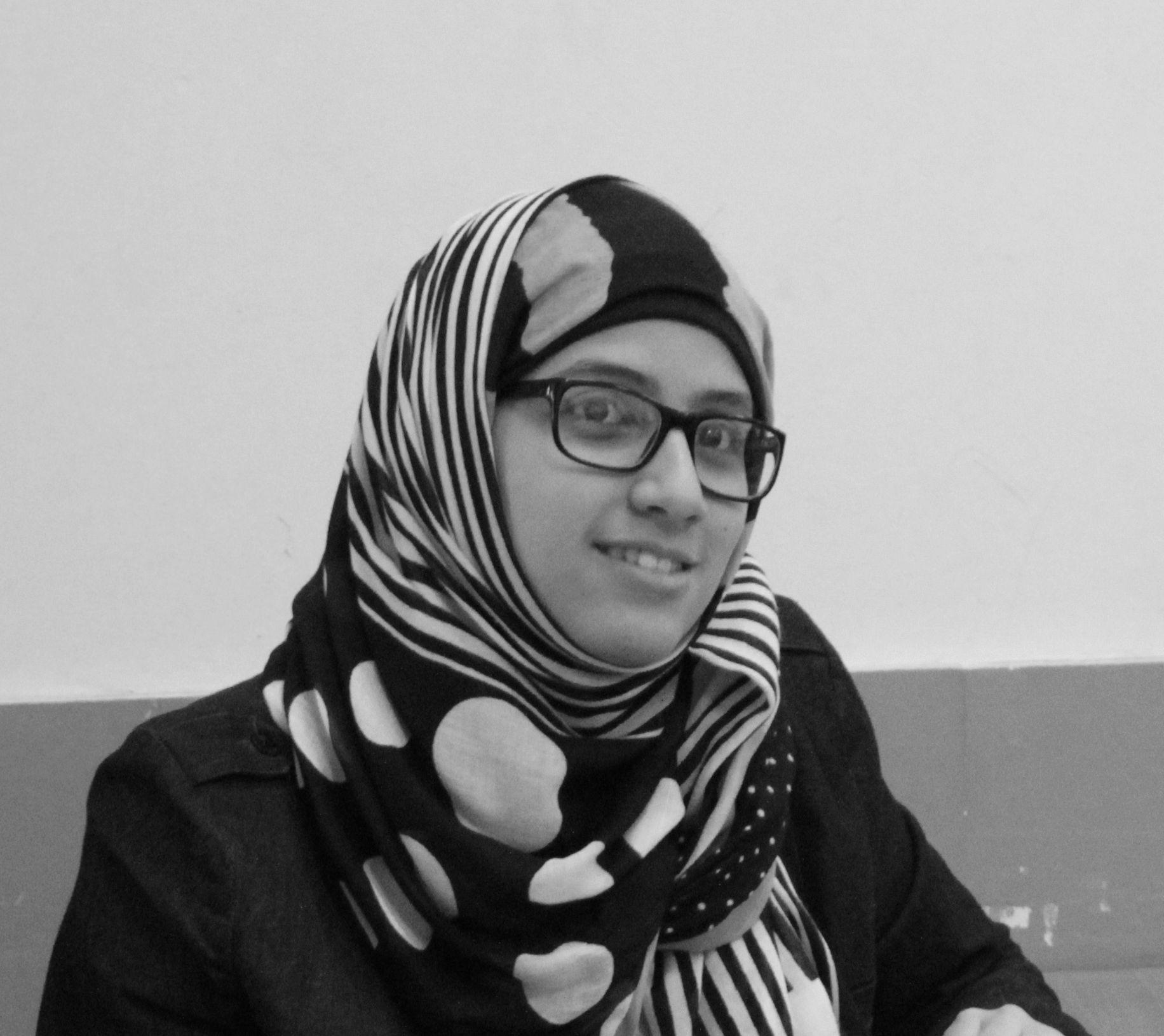 سارة أحمد Headshot