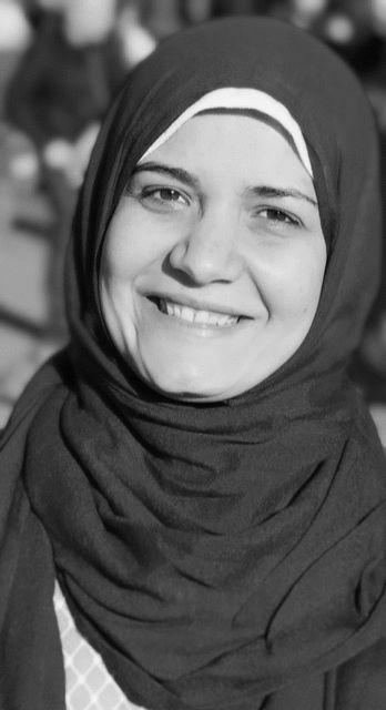 سارة جمال Headshot