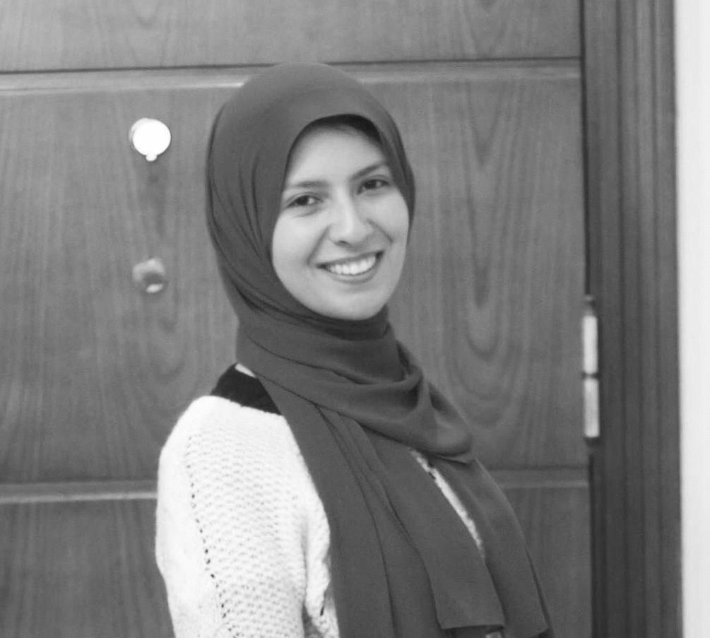 سارة ياسر التايب   Headshot