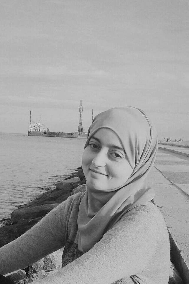 سارة القضاوي  Headshot