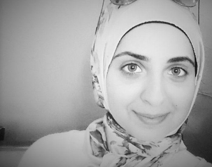 سارة العمري Headshot