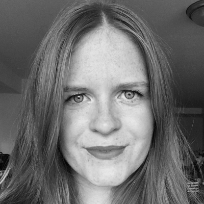 Sarah van den Berg Headshot