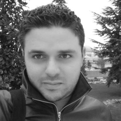 سارية أبو نعيم  Headshot