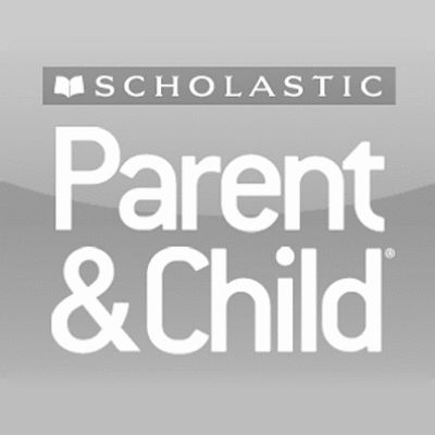 Scholastic Parent and Child Headshot