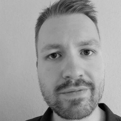 Sebastian Antrak Headshot
