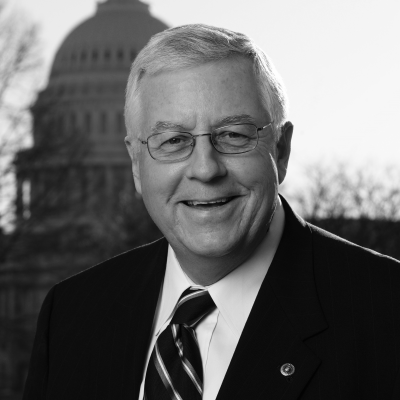 Sen. Mike Enzi Headshot