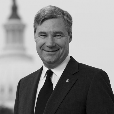Sen. Sheldon Whitehouse Headshot