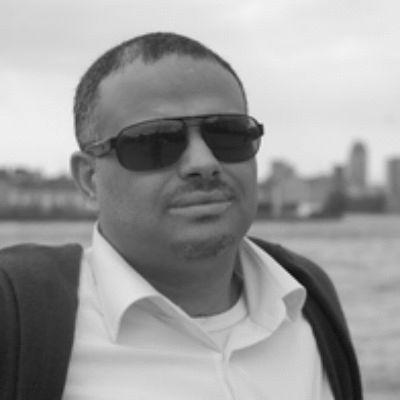شادي أبو عياش Headshot