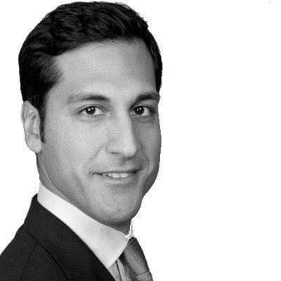 Shahram Rezasade Headshot