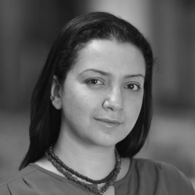 Shaimaa Khalil Headshot