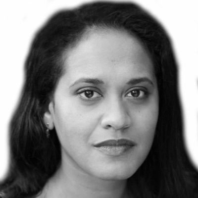 Sharda Sekaran Headshot